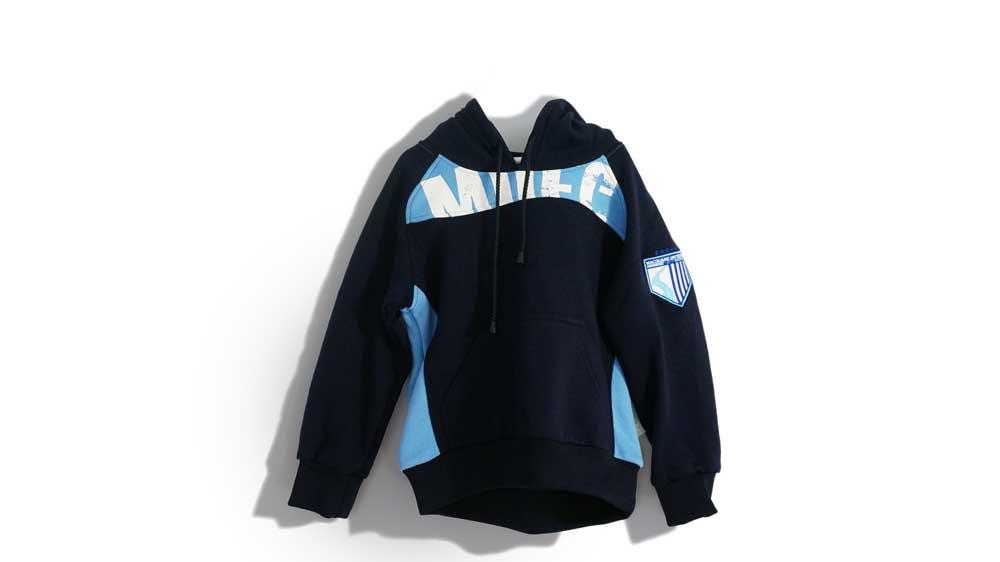 MUFC Hoodie – $50