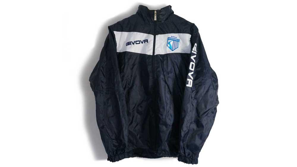 MUFC Spray Jacket – $40